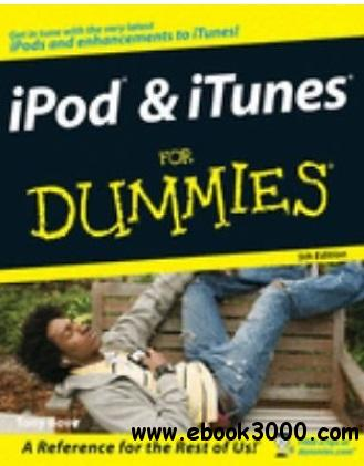 iPod & iTunes For Dummies (5th edition) free download