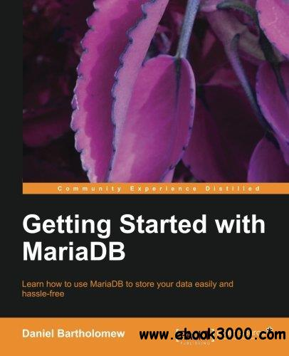 Getting Started with MariaDB free download