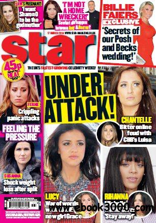 Star Magazine UK - 17 March 2014 free download