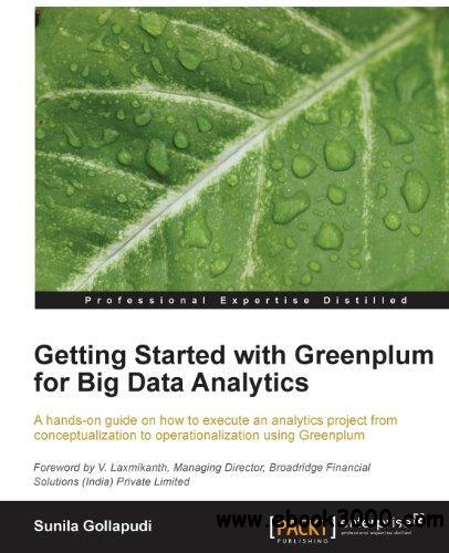 Getting Started with Greenplum for Big Data Analytics free download