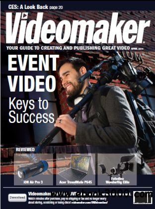 Videomaker - April 2014 free download