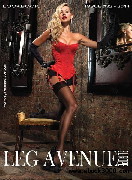 Leg Avenue Europe - Issue 32, 2014 free download