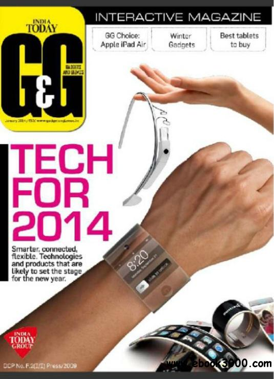 Gadgets and Gizmos - January 2014 free download