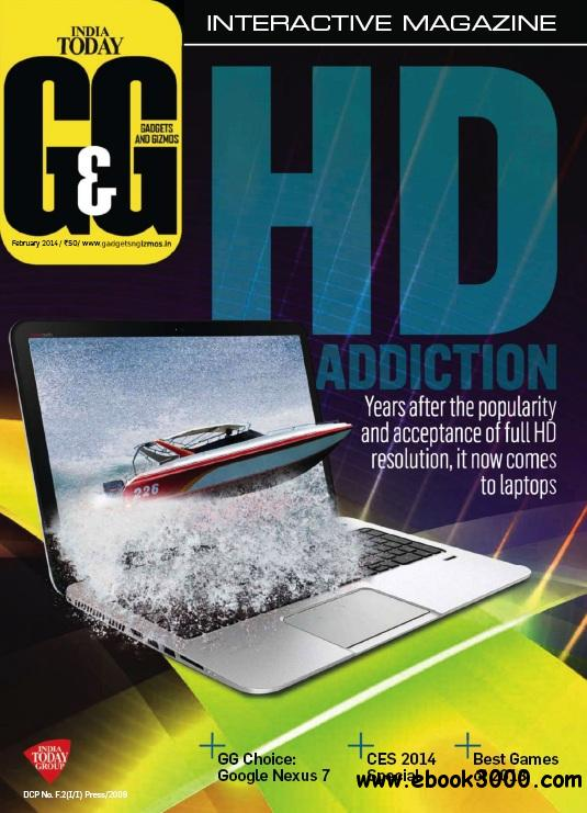 Gadgets and Gizmos - February 2014 free download
