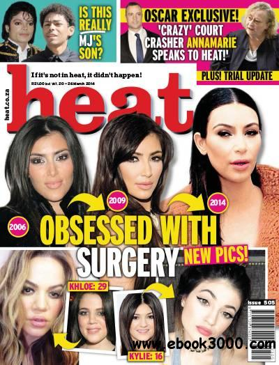 Heat - 20-26 March 2014 / South Africa free download