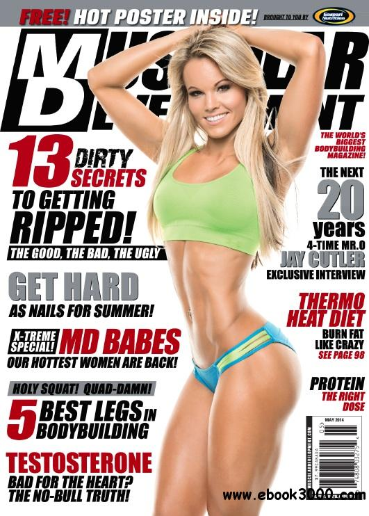 Muscular Development - May 2014 free download