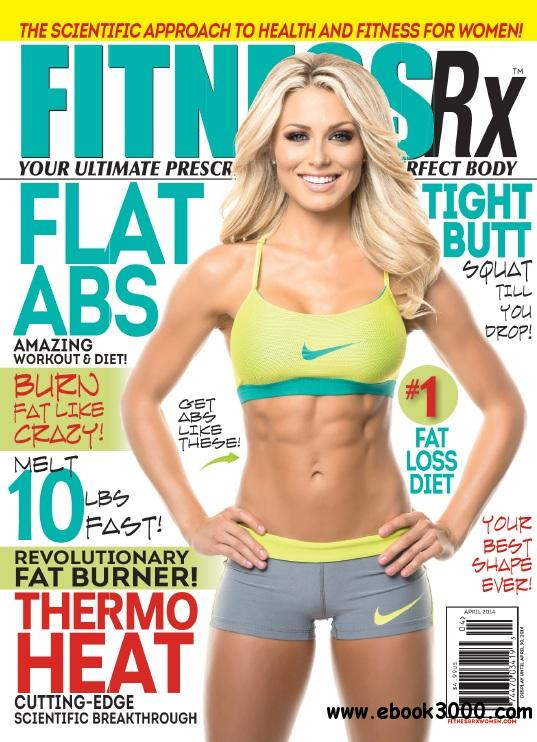 Fitness Rx for Women - April 2014 free download