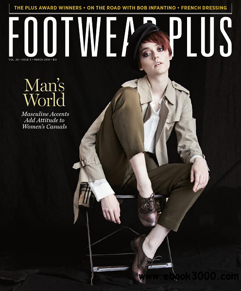 Footwear Plus - March 2014 free download