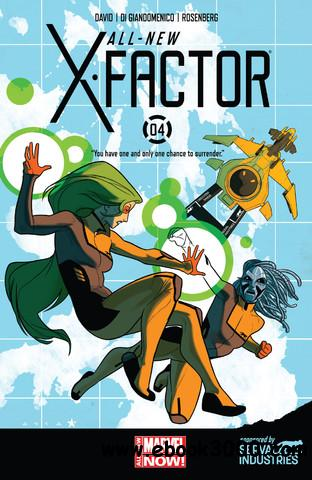 All-New X-factor 004 (2014) free download