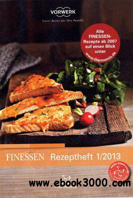 Thermomix FINESSEN Rezeptheft 1/2013 free download