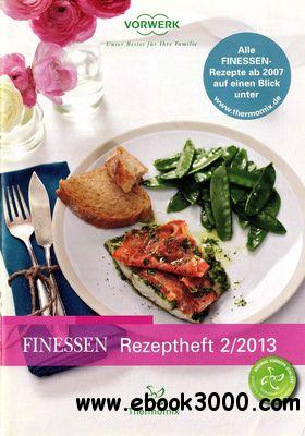 Thermomix FINESSEN Rezeptheft 2/2013 free download