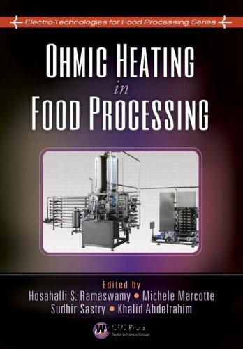 Ohmic Heating in Food Processing free download
