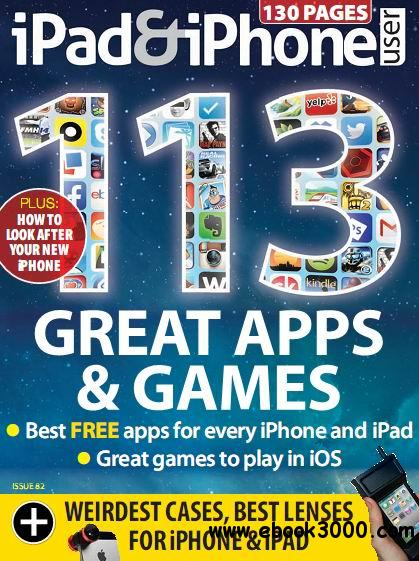 iPad & iPhone User Issue 82 free download