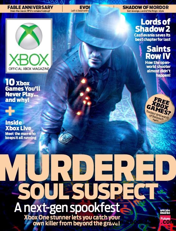 Official Xbox Magazine - April 2014 free download