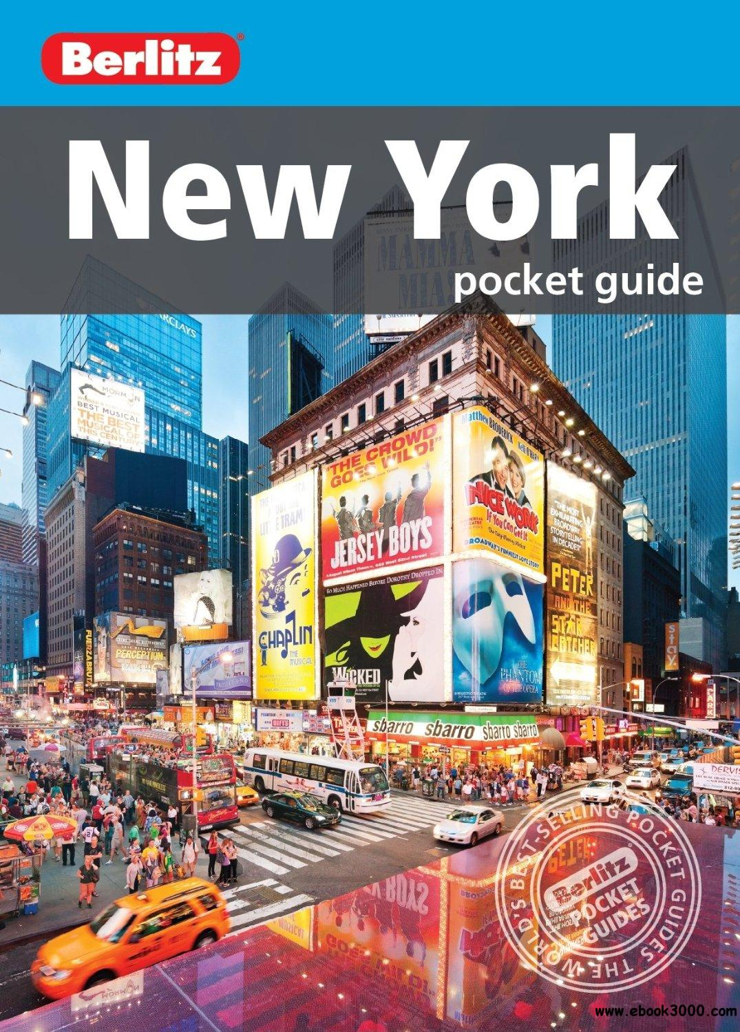 Berlitz: New York City Pocket Guide (Berlitz Pocket Guides) free download