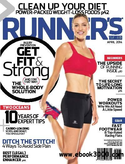 Runner's World - April 2014 / South Africa free download