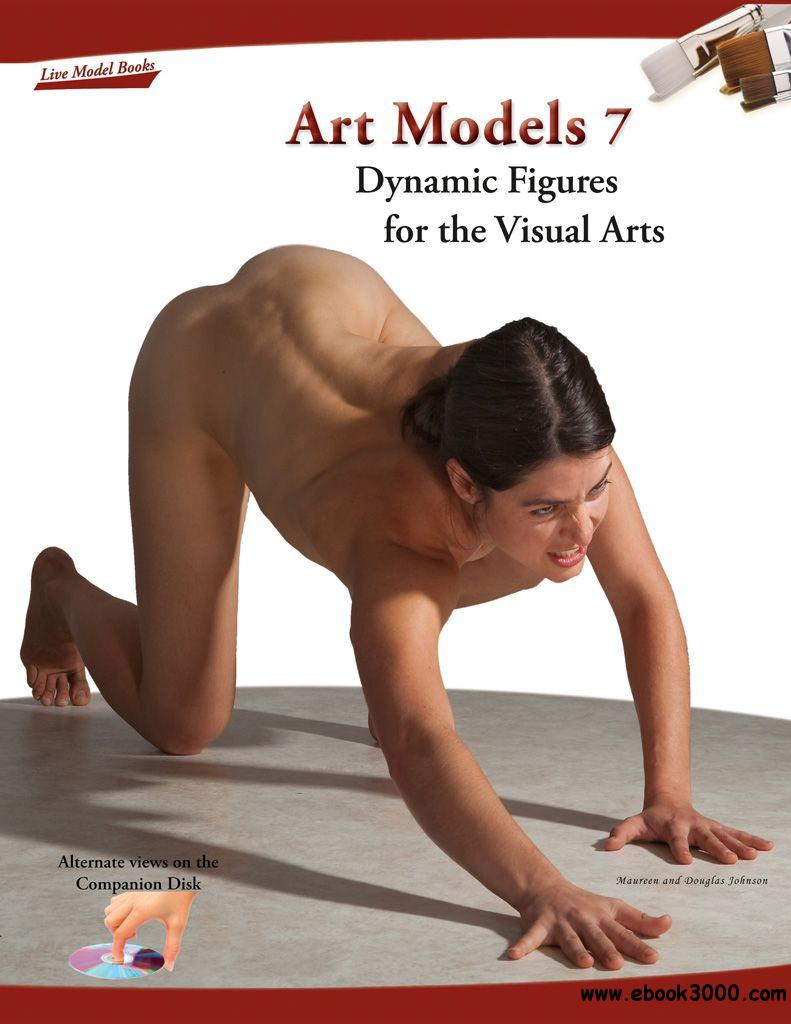 Art Models 7: Dynamic Figures for the Visual Arts (Art Models series) free download