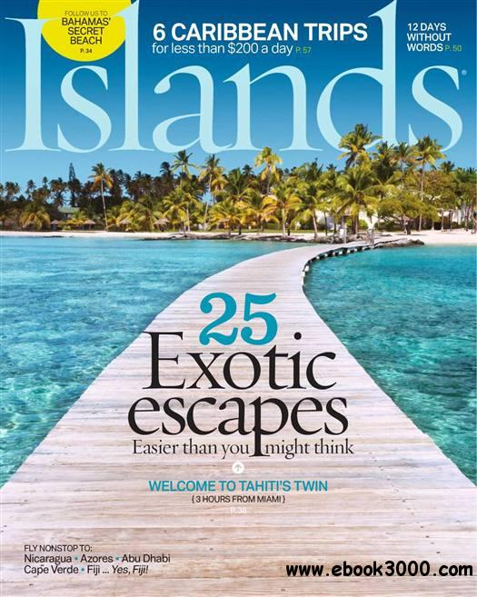 Islands - April/May 2014 free download