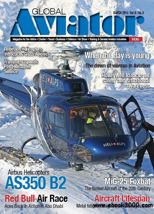 Global Aviator South Africa - March 2014 download dree