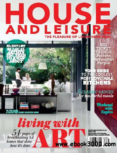 House and Leisure - April 2014 free download