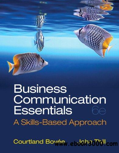 Business Communication Essentials, 6 edition free download