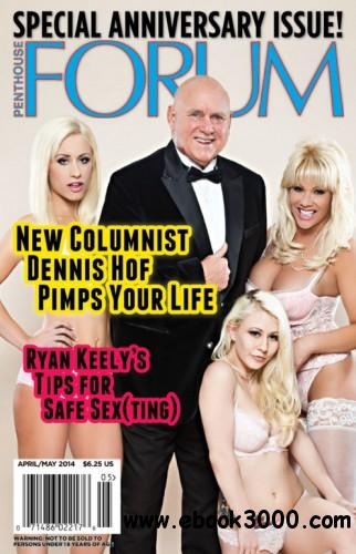 Penthouse Forum - April May 2014 free download