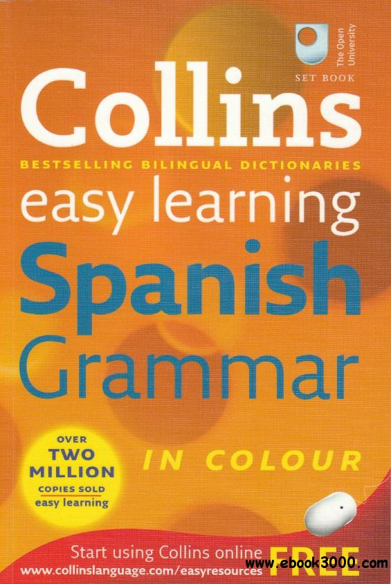 Collins Easy Learning Spanish Grammar free download