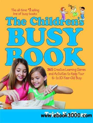 The Children's Busy Book free download