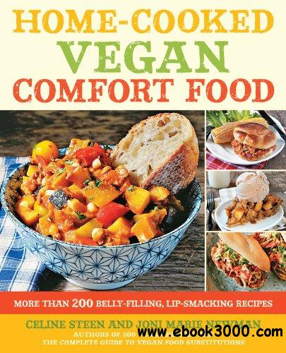 Home-Cooked Vegan Comfort Food free download