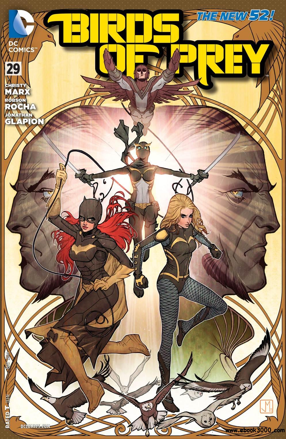 Birds of Prey 029 (2014) free download