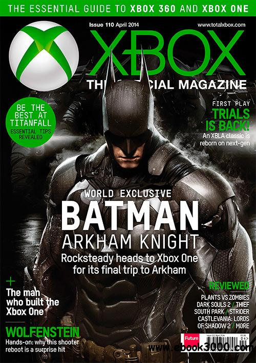 Xbox Official Magazine UK - April 2014 free download