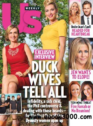 Us Weekly - 31 March 2014 free download