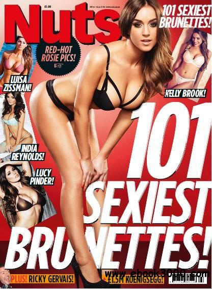 Nuts UK - 28 March 2014 download dree