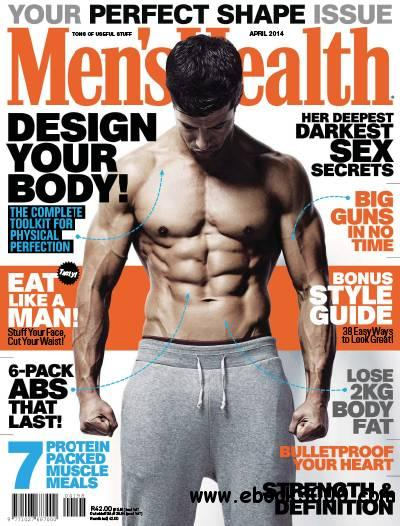 Men's Health-April 2014 / South Africa free download
