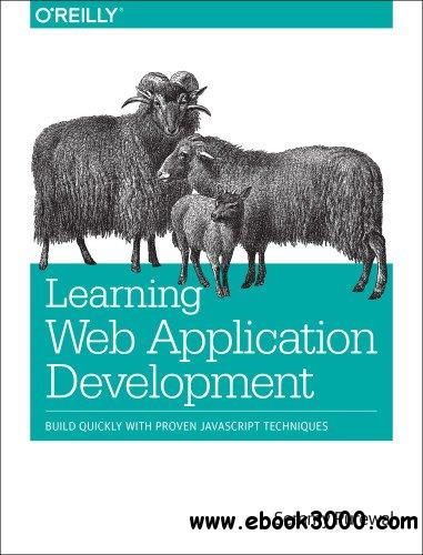 Learning Web App Development free download