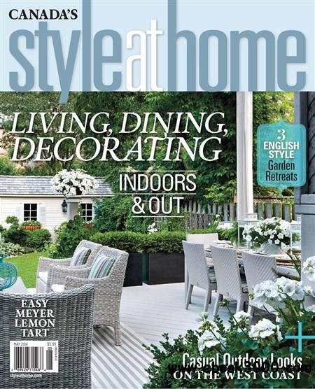 Style at Home - May 2014 free download