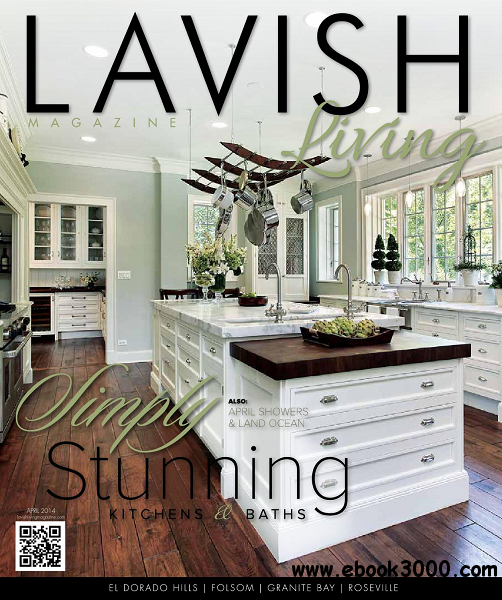 Lavish Living - April 2014 free download