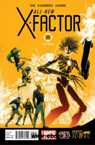 All-New X-factor 005 (2014) free download