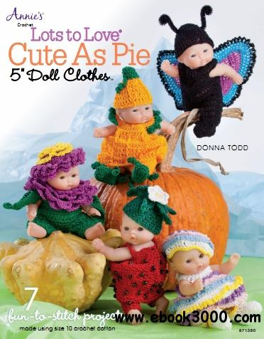Lots to Love Cute as Pie 5 Doll Clothes free download