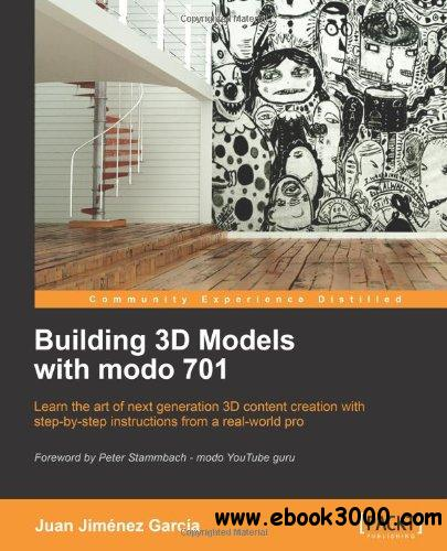 Building 3D Models with modo 701 free download