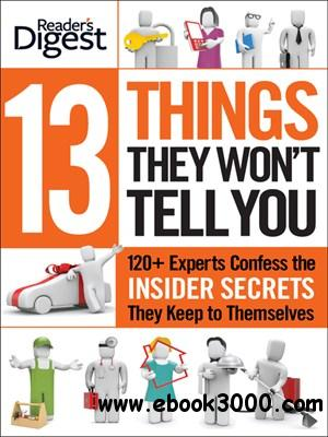 13 Things They Won't Tell You free download
