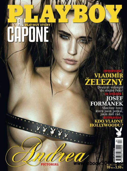 Playboy Czech - April 2014 free download