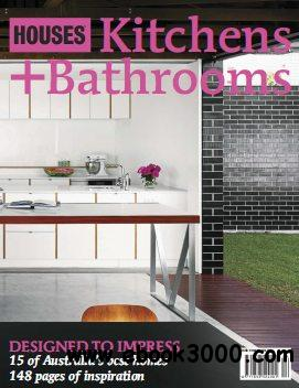 Houses: Kitchens + Bathrooms - Issue 08 free download