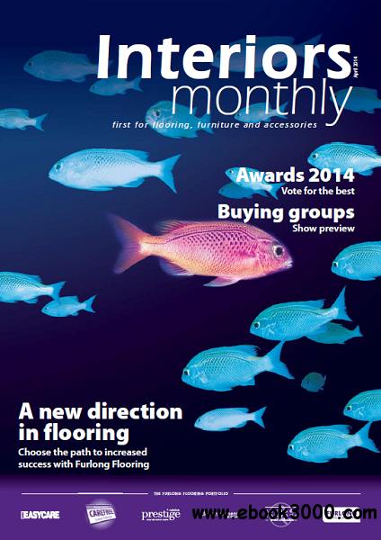 Interiors Monthly - April 2014 free download