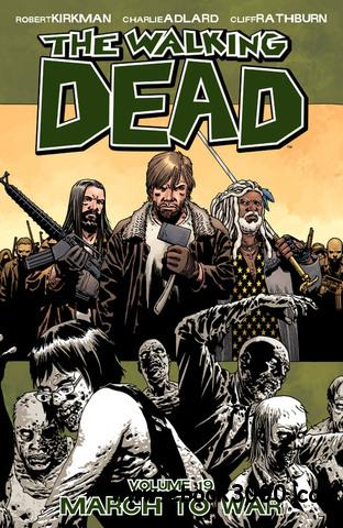 The Walking Dead v19 - March To War (2013) free download