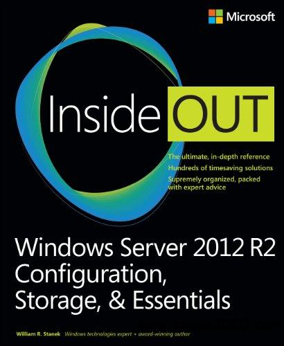 Windows Server 2012 R2 Inside Out: Configuration, Storage, & Essentials free download