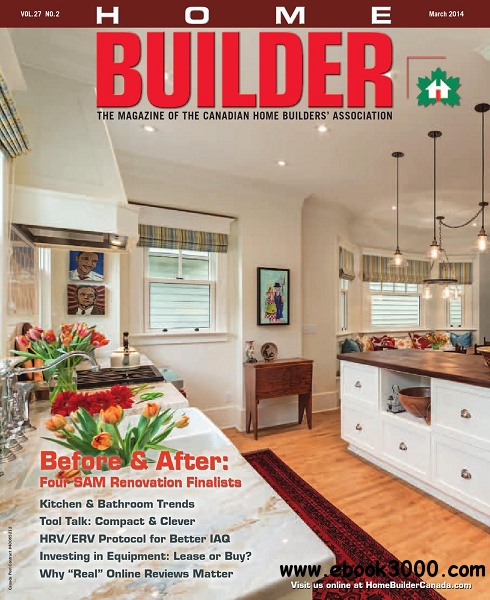Home Builder - March 2014 free download