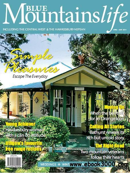 Blue Mountains Life Magazine April/May 2014 free download