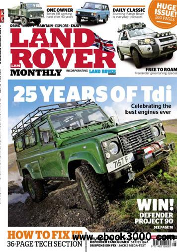 Land Rover- 25 Years of Tdi - May 2014 free download