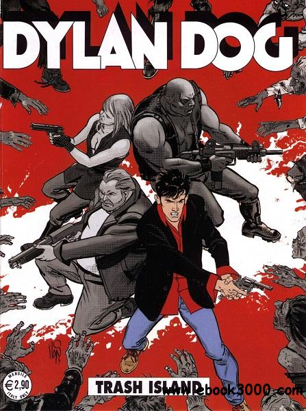 Dylan Dog - Volume 328 - Trash Island (N 1/2014) free download